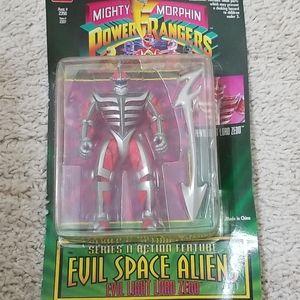 Power Rangers Lord Zedd action figure